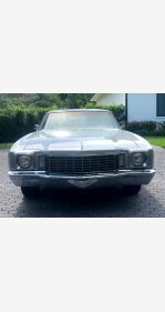 1972 Chevrolet Monte Carlo for sale 101307423