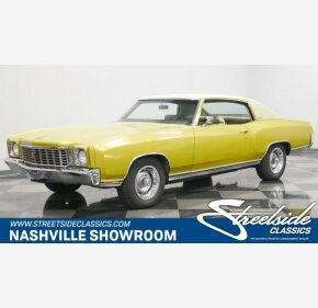1972 Chevrolet Monte Carlo for sale 101318187
