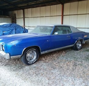 1972 Chevrolet Monte Carlo for sale 101330321