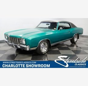 1972 Chevrolet Monte Carlo for sale 101330630
