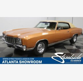 1972 Chevrolet Monte Carlo for sale 101375945