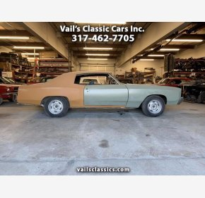1972 Chevrolet Monte Carlo for sale 101404906