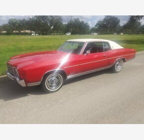 1972 Chevrolet Monte Carlo for sale 101410167
