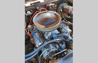 1972 Chevrolet Monte Carlo LS for sale 101460154