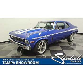 1972 Chevrolet Nova for sale 101034947