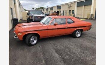 1972 Chevrolet Nova Coupe for sale 101111740