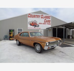 1972 Chevrolet Nova for sale 101014227