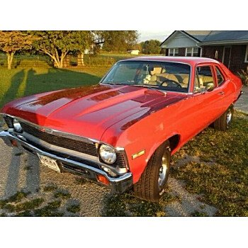 1972 Chevrolet Nova for sale 100913430