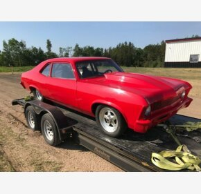 1972 Chevrolet Nova for sale 100951159