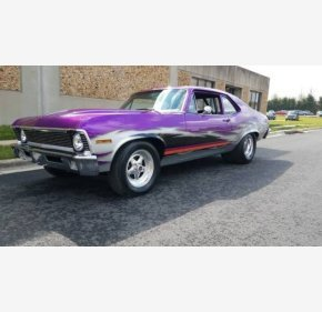 1972 Chevrolet Nova for sale 100990022
