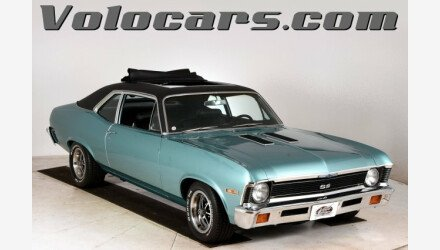 1972 Chevrolet Nova Classics For Sale Classics On Autotrader