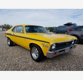 1972 Chevrolet Nova for sale 101066683