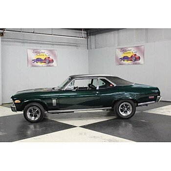 1972 Chevrolet Nova for sale 101162605