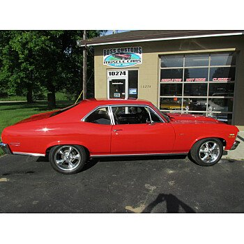 1972 Chevrolet Nova for sale 101166159
