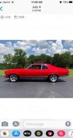 1972 Chevrolet Nova for sale 101182950