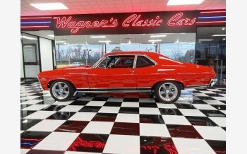 1972 Chevrolet Nova for sale 101182950