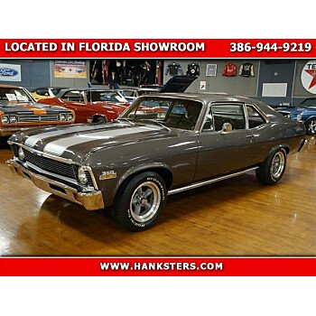 1972 Chevrolet Nova for sale 101221728