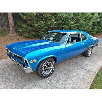1972 Chevrolet Nova for sale 101235605