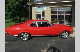 1972 Chevrolet Nova for sale 101237942