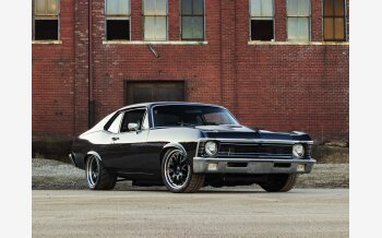 1972 Chevrolet Nova Coupe for sale 101262676