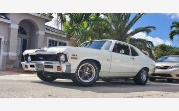 1972 Chevrolet Nova Coupe for sale 101266943