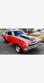 1972 Chevrolet Nova Classics For Sale Classics On Autotrader