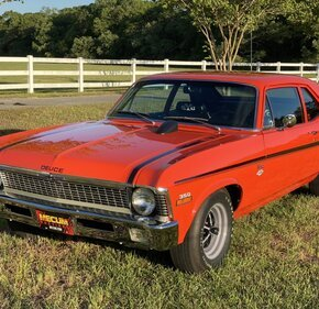 1972 Chevrolet Nova Coupe for sale 101306454