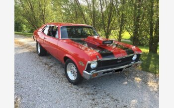 1972 Chevrolet Nova Coupe for sale 101346434