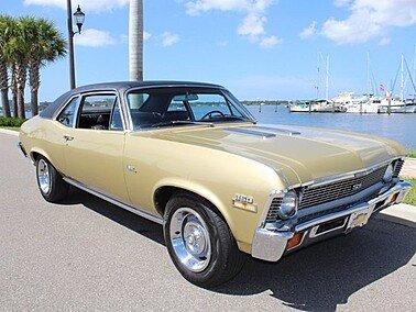 1972 Chevrolet Nova for sale 101366827