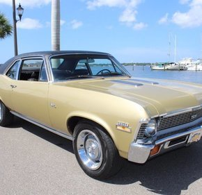 1972 Chevrolet Nova for sale 101366827