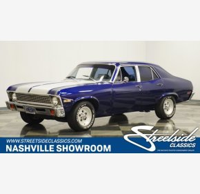 1972 Chevrolet Nova for sale 101386037