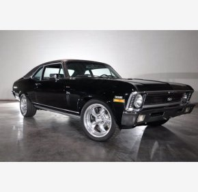 1972 Chevrolet Nova for sale 101392000