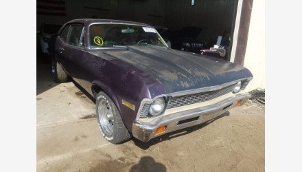 1972 Chevrolet Nova for sale 101395670