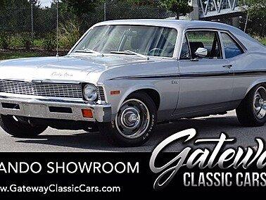 1972 Chevrolet Nova for sale 101397926