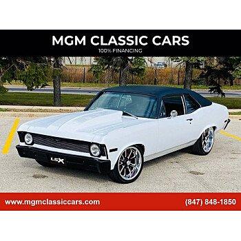 1972 Chevrolet Nova for sale 101404307