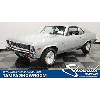 1972 Chevrolet Nova for sale 101417665