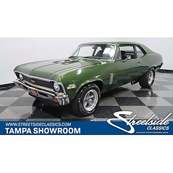 1972 Chevrolet Nova for sale 101461704