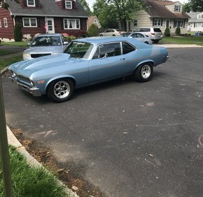 1972 Chevrolet Nova Coupe for sale 101466488