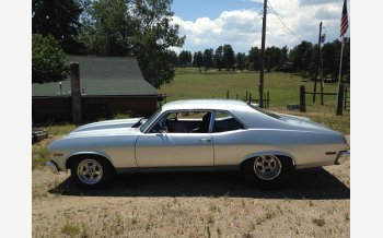 1972 Chevrolet Nova for sale 101480259