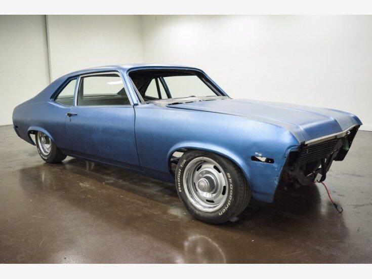 1972 Chevrolet Nova for sale 101561222
