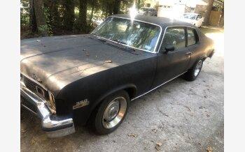 1972 Chevrolet Nova Coupe for sale 101600349