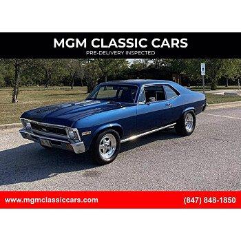 1972 Chevrolet Nova for sale 101626440