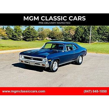 1972 Chevrolet Nova for sale 101629654