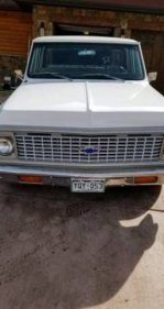 1972 Chevrolet Other Chevrolet Models for sale 101211659