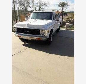 1972 Chevrolet Other Chevrolet Models for sale 101211671