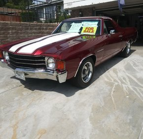 1972 Chevrolet Other Chevrolet Models for sale 101280405