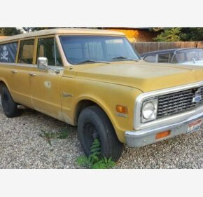 1972 Chevrolet Suburban for sale 100909131