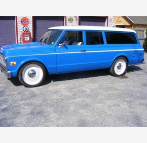 1972 Chevrolet Suburban for sale 101144566