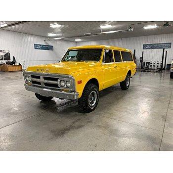 1972 Chevrolet Suburban for sale 101211981