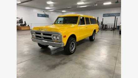 1972 Chevrolet Suburban for sale 101211981